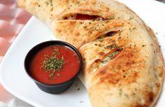 Pizza calzone casera