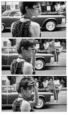 Edie Sedgwick, ca. 1964 (unknown photographer)