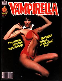VAMPIRELLA #71 Jose Gonzalez Rafael Auraleon Esteban Maroto Jose Ortiz Sexy Blood Sucking Vampire Cult Anti-Hero
