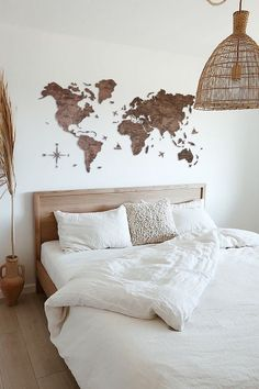 Farmhouse Wall World Map Rustic Art Decor Gift For Parents Wood Anniversary Gift For Husband Boyfriend Wall World Map Wooden Decor - Farmhouse wall world map rustic art decor gift for image 5 - Rustic Art, Wooden Decor, Wooden Map, Aesthetic Rooms, New Room, Art Decor, Home Decor, Kunst Decor, Room Inspiration