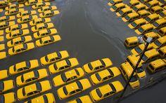 Veja imagens da passagem da tempestade Sandy pelos EUA - Mundo - iG