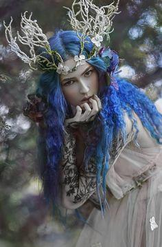 Blue Astrid  photo: Agnieszka Lorek