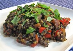 Wheatberry & chia pilaf pictured. Site has many chia recipes