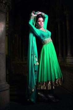 Ekta Solanki Designer Indian Bridal Collection Lehngas | Indian Wedding Site
