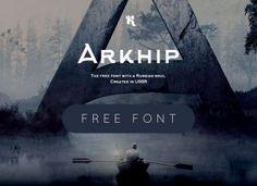 Arkhip Font