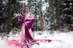'The Path Of Possibilities' (2010) Wonderland Series, Kirsty Mitchell Photography