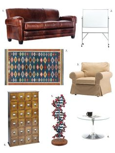 """Emmy Awards Weekend: """"Geek Chic"""" Decor Inspired by the Big Bang Theory"""