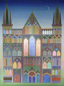 Salisbury Cathedral Painting - Cathedral by Jennifer Baird Salisbury Cathedral, Artwork Display, Framed Prints, Canvas Prints, West Indies, Art Images, Art Lessons, Fine Art America, Taj Mahal