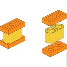 Tobias Buckdahn – Modelle, Skulpturen und Bautechniken aus Lego®