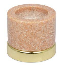 Porter är en liten ljuslykta i sten eller marmor med botten i metall. Den vita ljuslyktan är i marmor och den grå är i Bheslana sten. Sätt gärna flera tillsammans som en fin detalj på bordet.