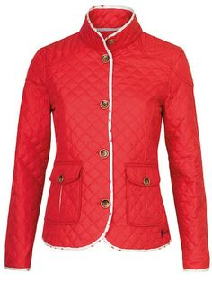 Jack Murphy Buckley Jacket Summer 2014, Spring Summer, Red Leather, Leather Jacket, Jackets, Collection, Fashion, Studded Leather Jacket, Down Jackets