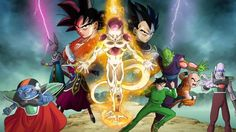 "dragon ball z battle of gods   Dragon Ball Z: Revival of ""F"""