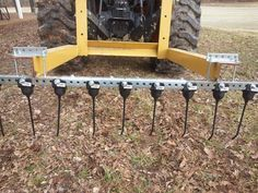 Blindsiding Cool Tips: Garden Tool Shed Projects garden tool tips.Garden Tool Sheds Ana White. Garden Rake, Garden Tool Shed, Garden Tool Storage, Lawn And Garden, Ana White, Garden Tractor Attachments, Atv Attachments, Cool Things To Build, Homemade Tractor