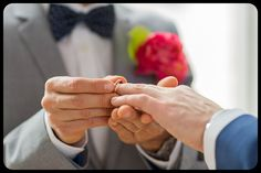 Same-sex marriage © Syda Productions / Shutterstock - es