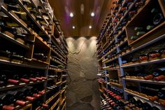 Should this be our wine cellar?