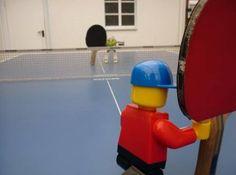 Até o Buzz e seu amigo da Lego gostam!