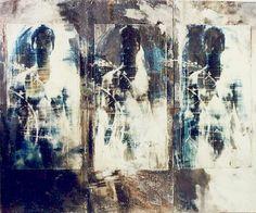 """Saatchi Online Artist Ulrike Bolenz; Mixed Media, """"Cloning"""" #art"""