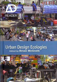 libro - Urban design ecologies