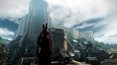 In game screenshot of the Witcher 2