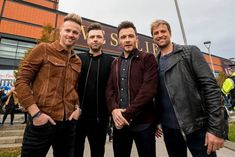 Westlife release first single in 8 years 'Hello My Love' Lionel Richie Lady, My Love Lyrics, Nicky Byrne, Shane Filan, Hello My Love, Pop Songs, The Twenties, Beautiful Men, Bomber Jacket