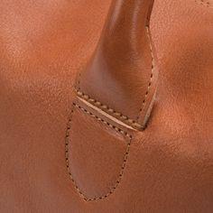 Sonnenleder Damentasche rotgegerbt Natur | Taschen