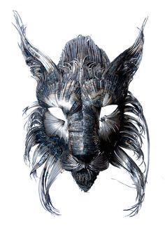 Fiercely powerful metal animal sculptures by Selçuk Yılmaz. #art #animal #sculpture