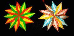Origami Maniacs 158: Christmas Mandala 1/ Mandala Navidenia 1