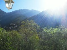 Dawns in Andorra