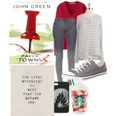 Margo Roth Spiegelman outfit from Paper Towns