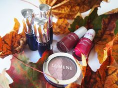 Lumene fall trend collection by beauty blogger Purkkimafia. #makeup #lumene Polar Night, Fall Trends, Finland, Makeup Looks, Paint, Face, Beauty, Collection, Picture Walls