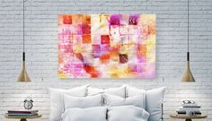Giclee Canvas Print | Mixed Media Art Print |  printed on Hahnemuehle Goya Canvas with archival inks by Epson | High Quality Art Print |