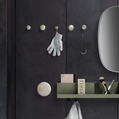 Designstuff is a proud Melbourne stockist of the Muuto the dots coat hooks. Available now in store!