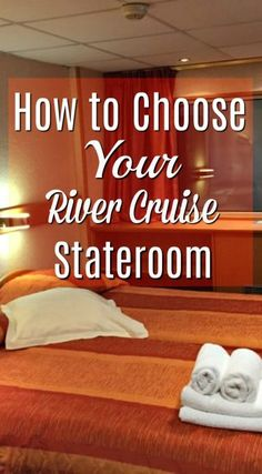 How to Choose Your River Ship Cabin - Guide to River Cruising Scenic River Cruises, River Cruises In Europe, European River Cruises, Cruise Europe, Cruise Travel, Cruise Vacation, Vacation Destinations, Vacations, Viking River Cruise Danube