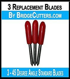 Brother Scan N Cut Replacement skær 3 knive standard vinkel klinge til ScanNCut scanning og cut: Amazon.co.uk: Kitchen & Home