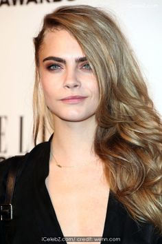 Cara Delevingne The Elle Style Awards 2014 http://www.icelebz.com/events/the_elle_style_awards_2014/gallery2.html