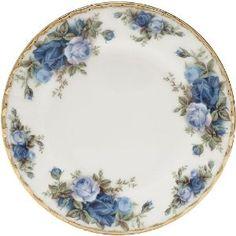 New Royal Albert Moonlight Rose Bread & Butter Plate