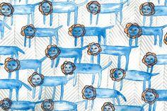 mina perhonen textile (@Susan Seward, @Sepi Alavi)