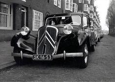Mijn vaders eerste auto. (1948?)