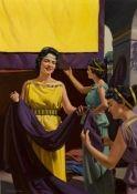 Lydia - seller of purple - faithful