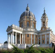 Torino, Basilica di Superga