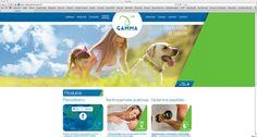 Home – Website Gamma.