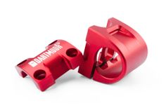 Micron is a minimalistic dirt jump and street stem for those who don't like to hit their knees very often