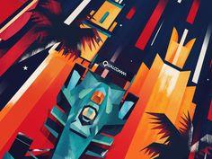 Miami by Dan Matutina