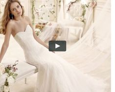 Mermaid Wedding Dress Models | Production of Mermaid Wedding Dress in Turkey | Nova Bella Bridal on Vimeo