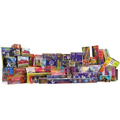 Family Pack Crackers | Shop Standard Fireworks in Chennai http://www.festivezone.com/combo-crackers
