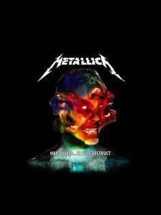 Metallica Hardwired to self destruct Metallica Album Covers, Metallica Albums, Metallica Art, Hard Rock, Woodstock, Rock Bands, Hardwired To Self Destruct, Metal Music Bands, Heavy Metal Bands