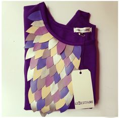 Volatiles violet sweat via lebestiaire. Click on the image to see more! Taille S