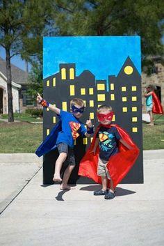 Resultado de imagen para superhero birthday