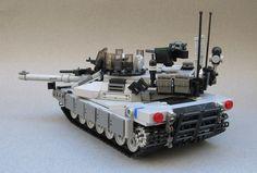 LEGO tank //