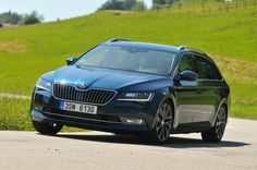 Wagon version of Skoda's cut-price limo is relaxing to drive, vast inside and great value, provided you avoid the range-topper One Drive, Car Tuning, Dream Garage, Hot Cars, 4x4, Automobile, Vehicles, Music, Transport